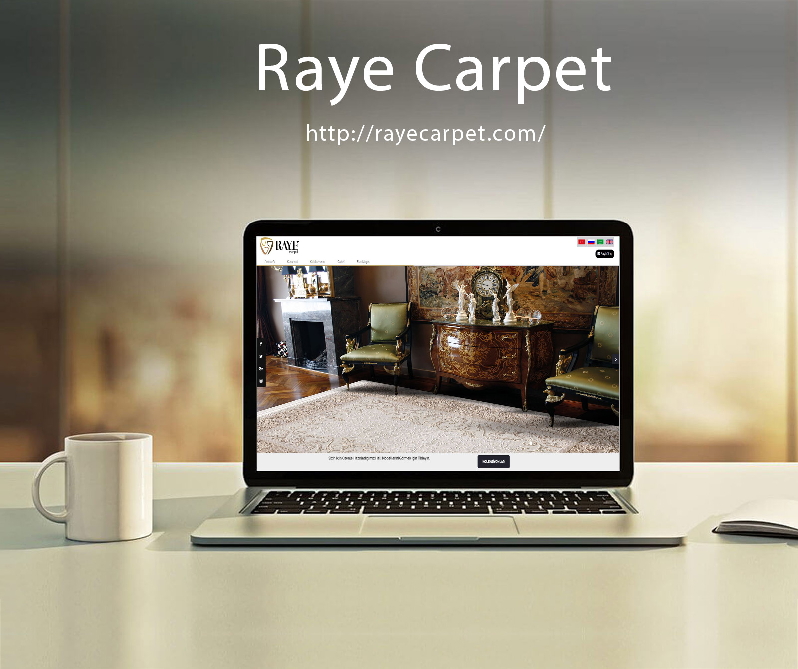 Raye Carpet